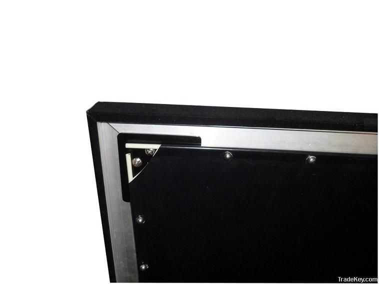 Fixed Frame Projector screen for Home Cinema