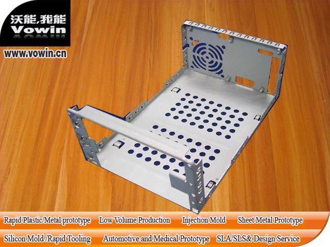 CNC Machining precision Aluminum parts