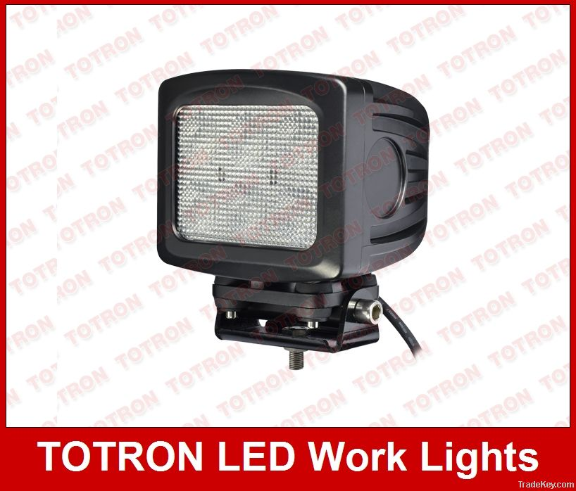 High Output 60W LED Work Lamp for Industrial Machinery