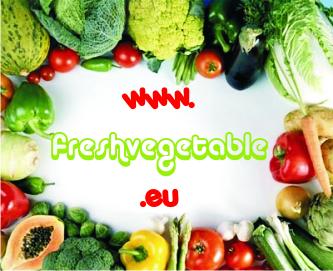 Fresh Vegetables From Turkey