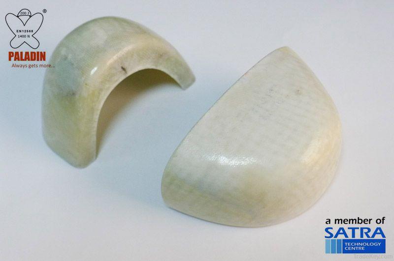 fiberglass toe cap