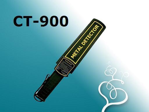 hand held metal detector CT-900