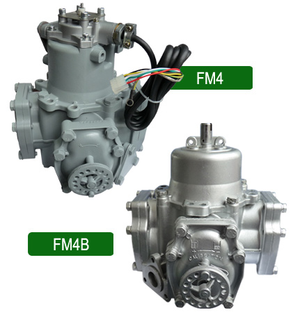FM4 fuel flow meter