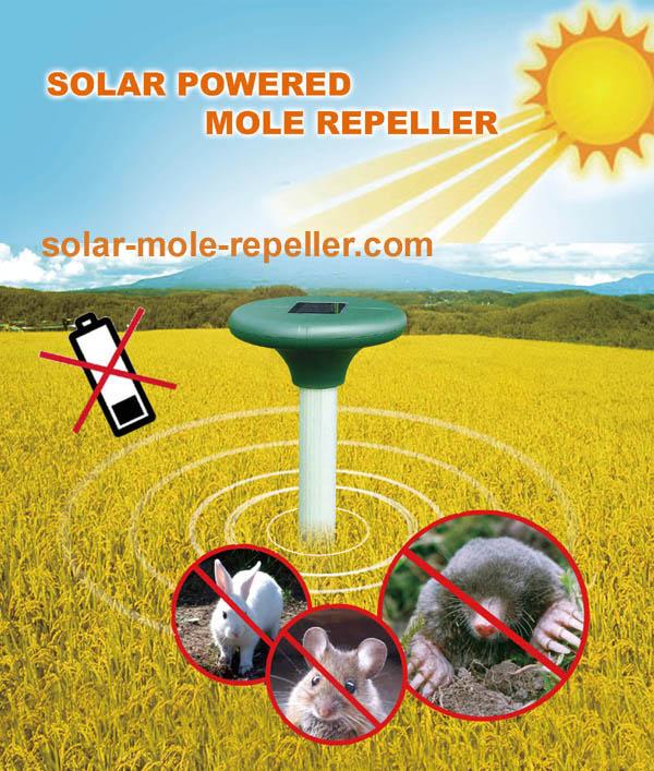 Solar Rodent Repeller