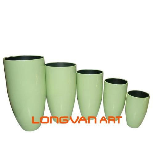 Lacquer Milk Bowl, Set of 5