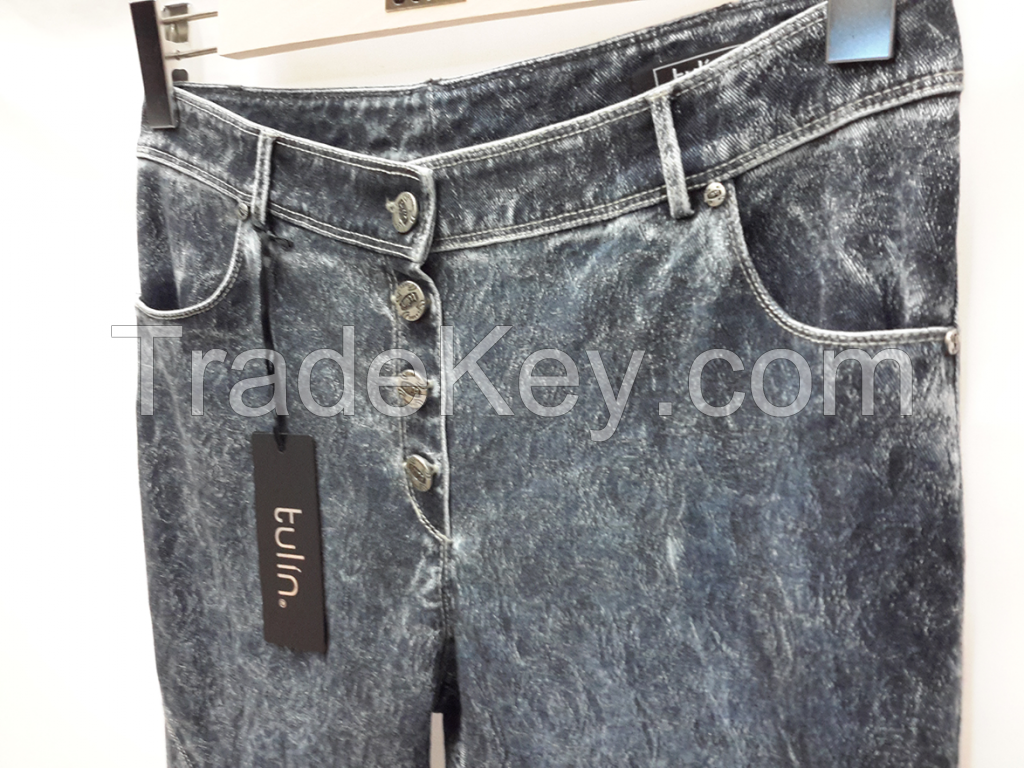 High Quality Fashionable Jeans for Women