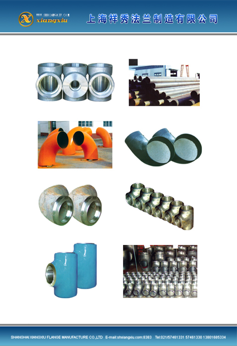 Flange Pipe Fittings