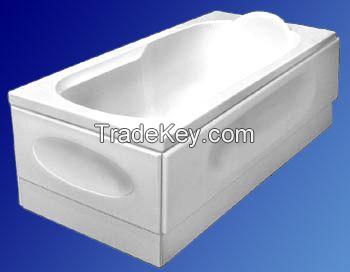 Acrylic bathtubs