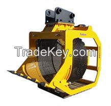 SCREENING BUCKET GV 1500