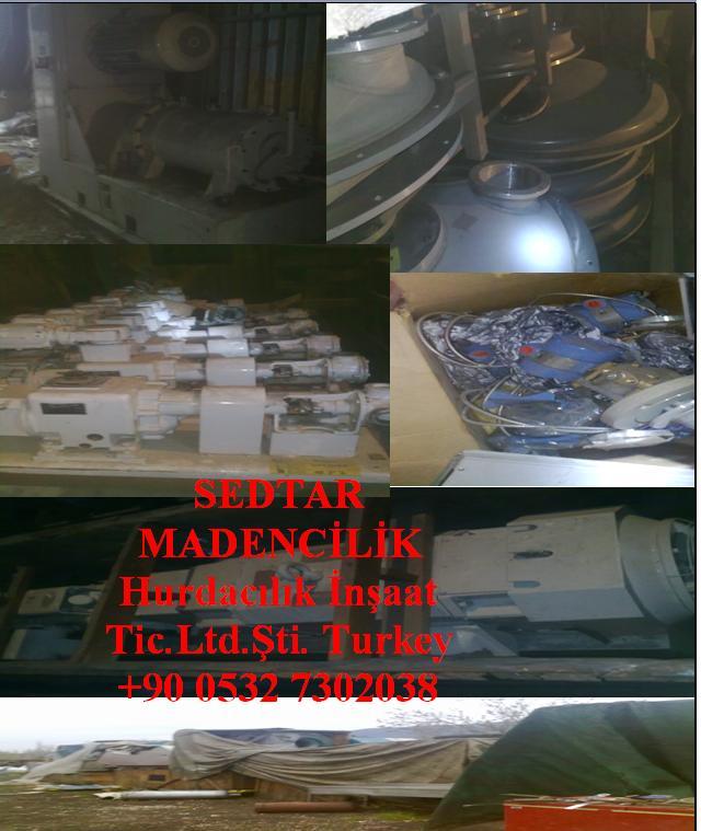Magnetic Paint Production Plant *****