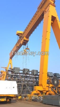 USED CRANES FOR SHIPBUILDING YARD