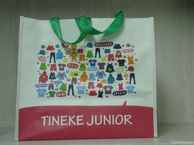 Non Woven Bag, PP non woven bag, shopping bag