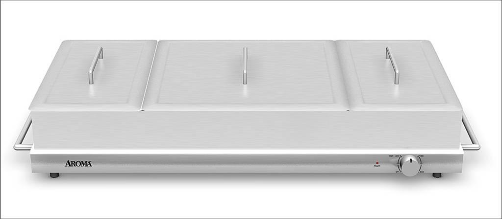 Blender - Juicer - Kettle - Warming Tray