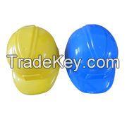 Helmet plastic