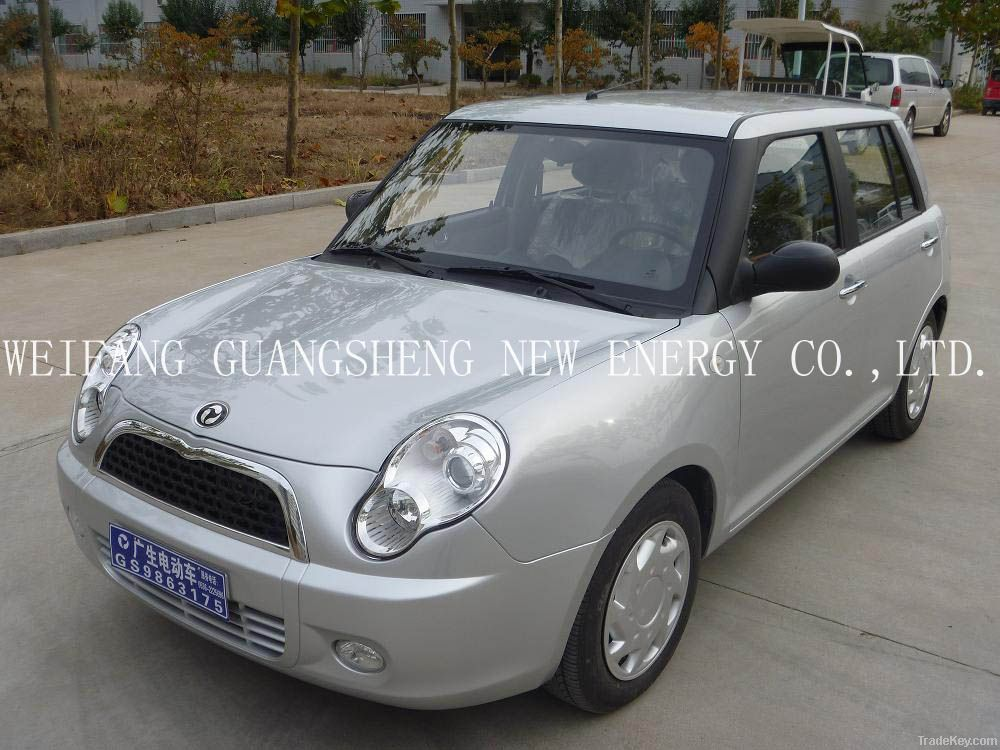 5 seats fashionalbe metal electric car