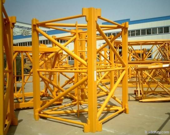 self erecting tower crane
