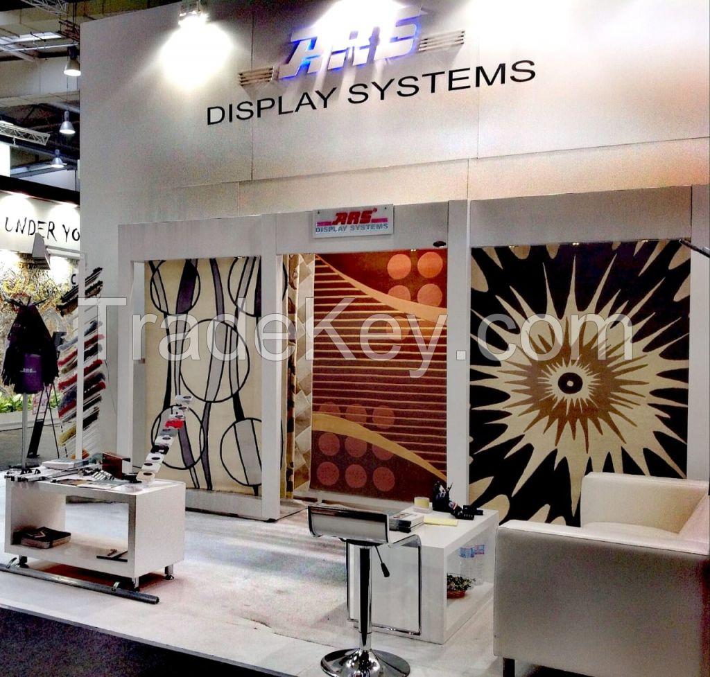Sliding Carpet Display Systems