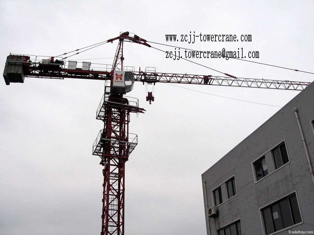 Hammerhead Tower Crane Tc5015 (8t)