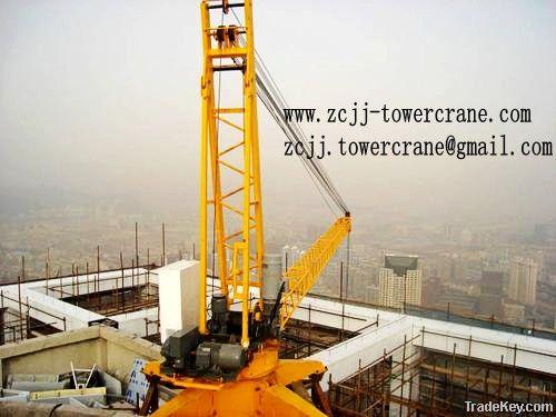 derrick tower crane (roof crane)TCD2420(8t, 10t)