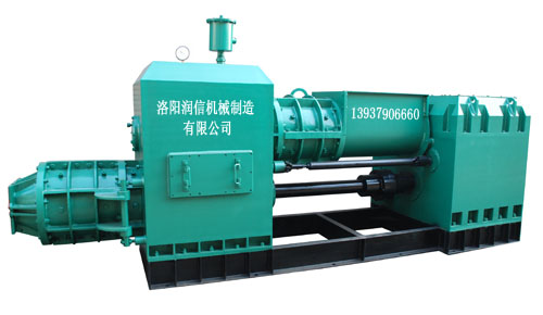 Full-automatic soil brick machinery