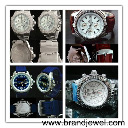 watches, chronograph quartz automatic watch