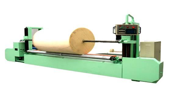 PU Foam Sponge Cutting Machine