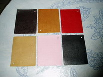 Leather:cow,goat and sheep leather