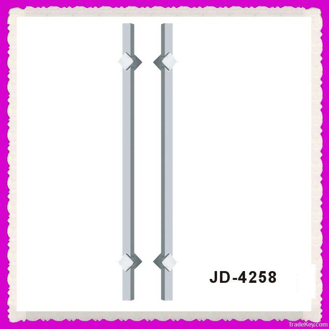stainlees steel door pull handle