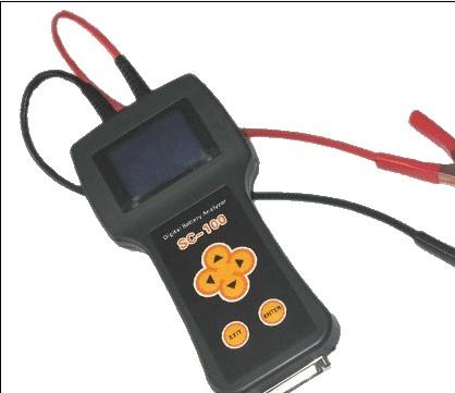SC-100 Digital Battery Analyzer