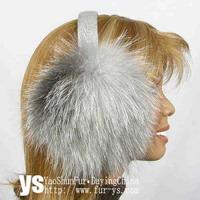 Fox Fur Ear muff