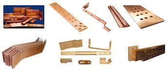 Elctrolytic Copper Rod Bending bars