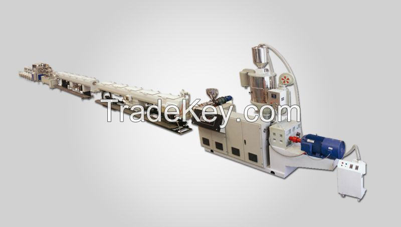 PE/PP/PPR pipe extrusion production line