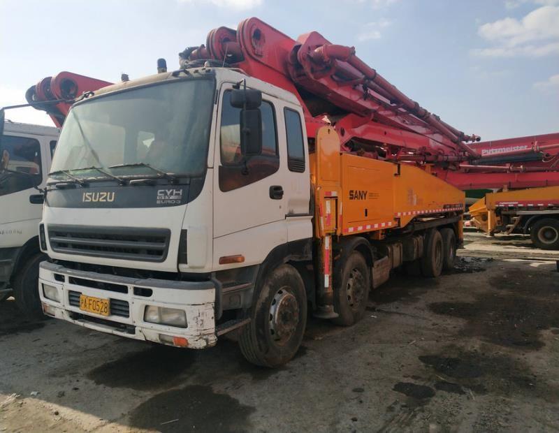 Used SANY  Concrete Pump Truck