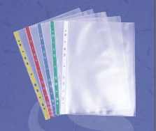 PP 11 hole sheet protector