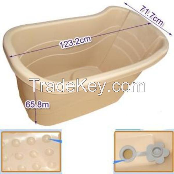 Supply bulk deep soak portable bathtub for adults