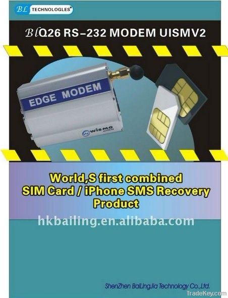 Industrial EDGE Modem, Wireless Communication GSM/GPRS/EDGE Modem