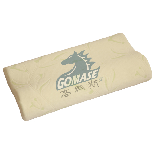 Memory foam traditional shape pillow