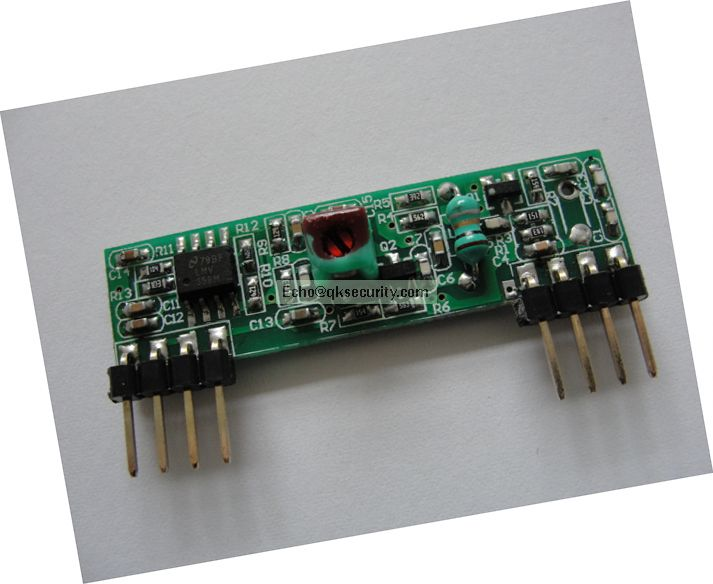 Low Power Consumption Receiver Module