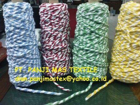 Bicolor Mop Yarn