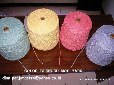 Rayon Blended Mop Yarn
