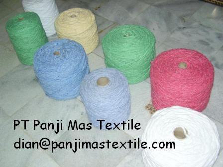 Color Mop Yarn