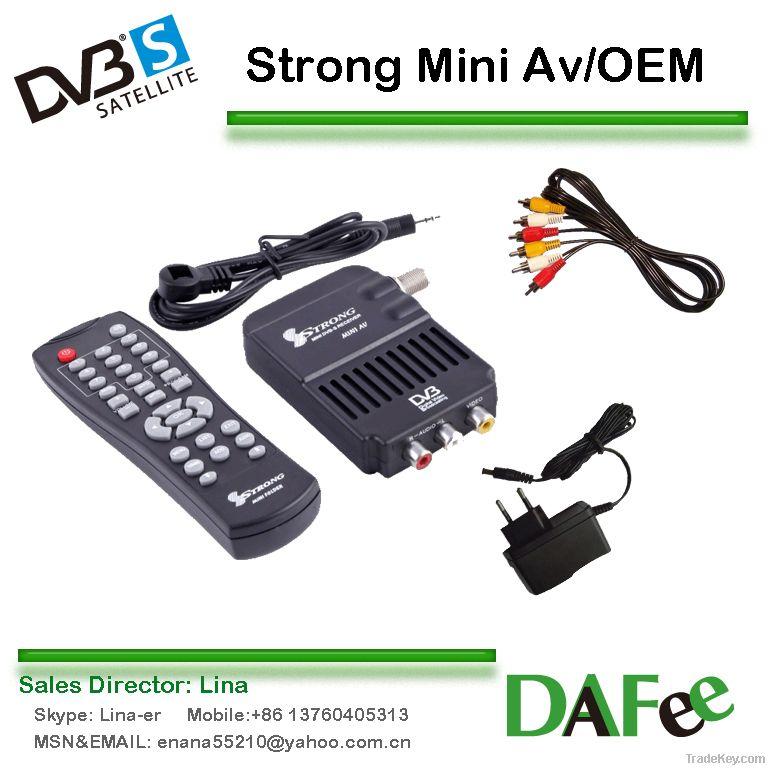 Strong Miniav/ Strong Stick Receiver