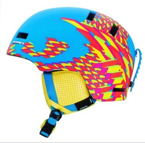 Giro Shiv Helmet 2011- Cyan Seven Thirty