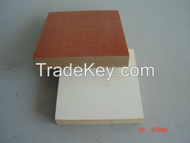Melamine Faced MDF Blockboard Plywood