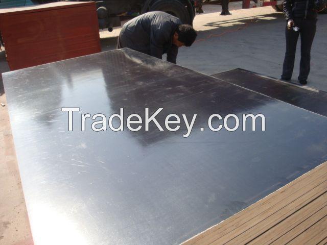Black Film Face Marine Plywood, Kingplus Brown Film Plywood, Phenolic Formwork Plywood, shuttering plywood