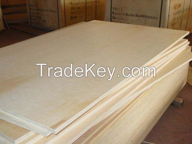 Light Weight Poplar Plywood, China Plywood Package, Maxi Film Faced Plywood