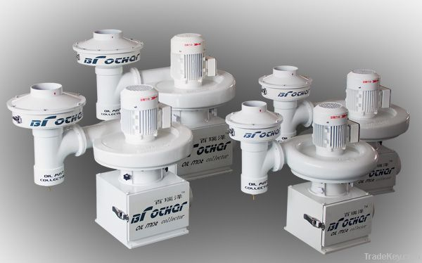 oil mist separator/collector/filter