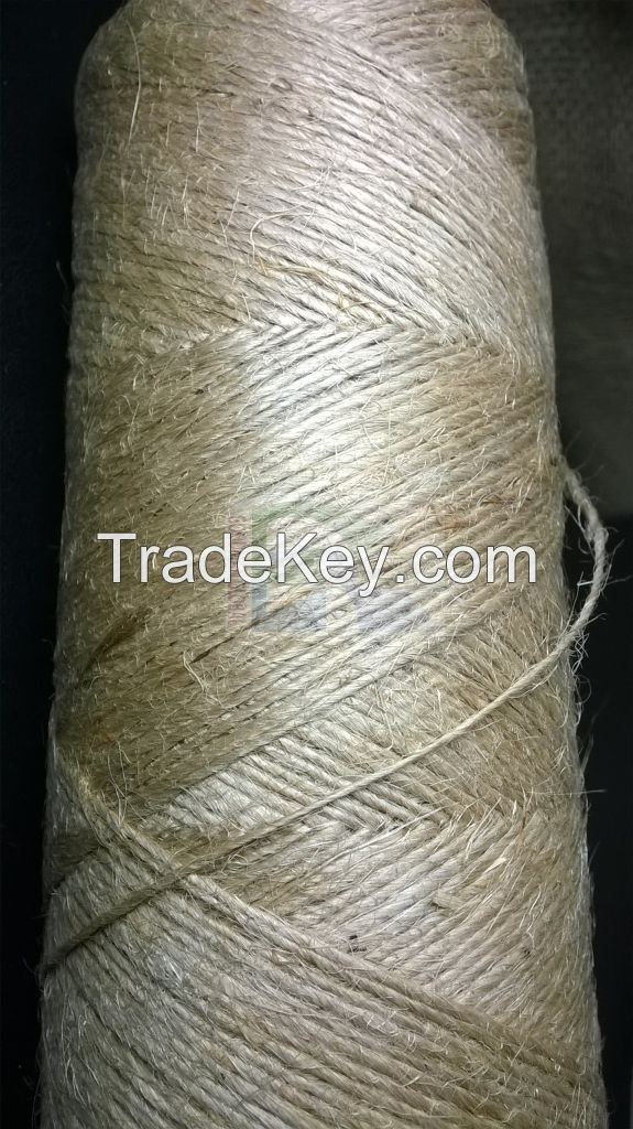 10 Lbs Jute Yarn CB Quality (carpet/special)