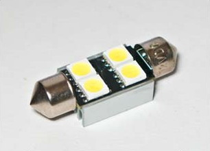 Auto Can Bus LED Light T10