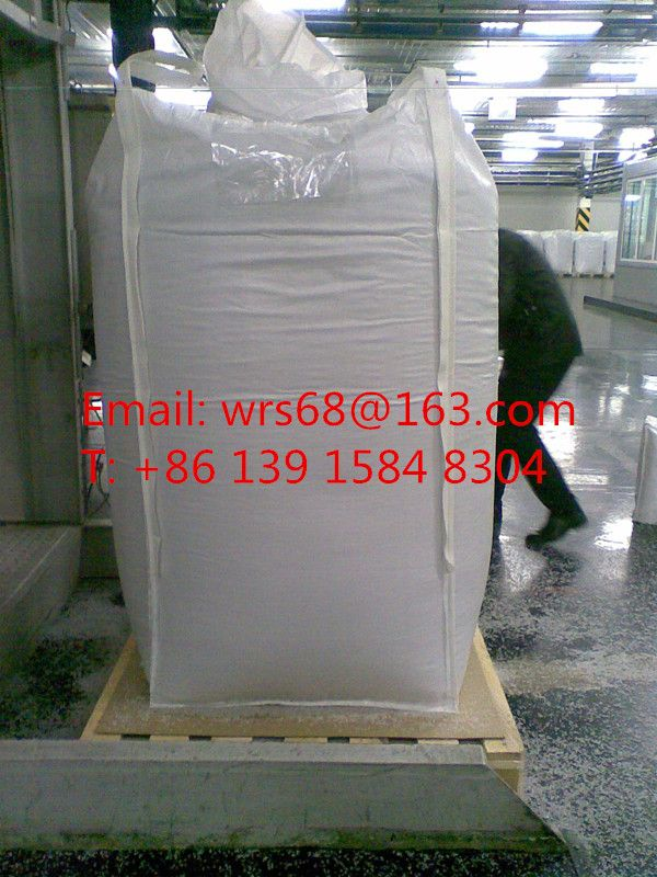 PP jumbo bag for foods(rice, wheat, soybean, and so on)